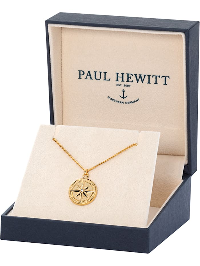 Paul Hewitt Damen-Kette 925er Silber Zirkonia