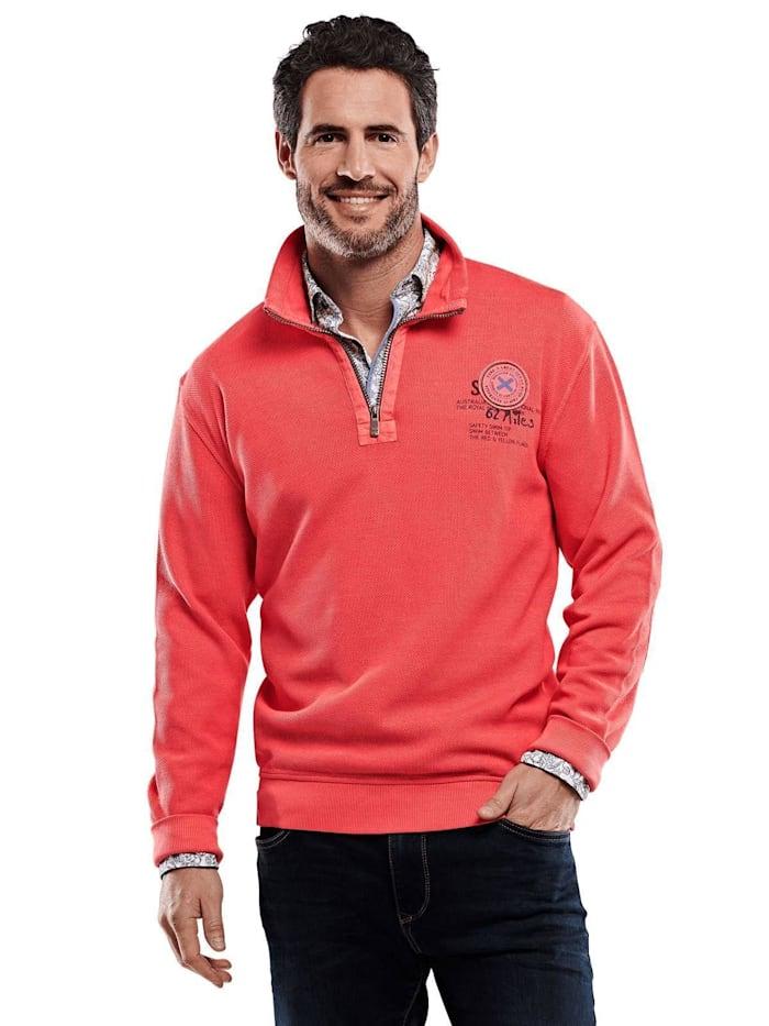 Engbers Modernes Sweatshirt, Signalorange
