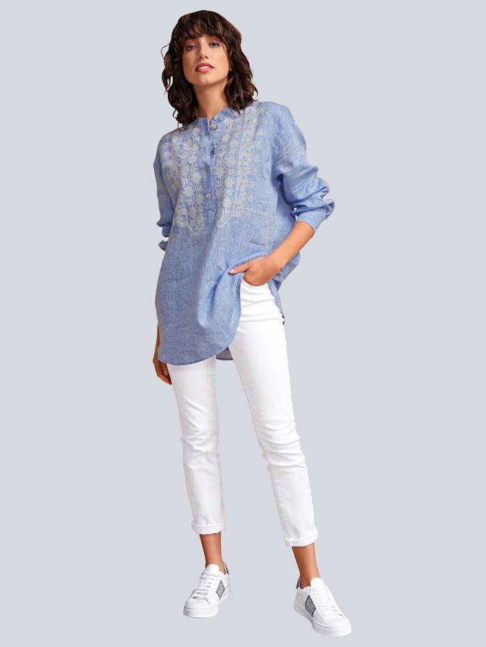 Jeans mit niedirger Leibhöhe