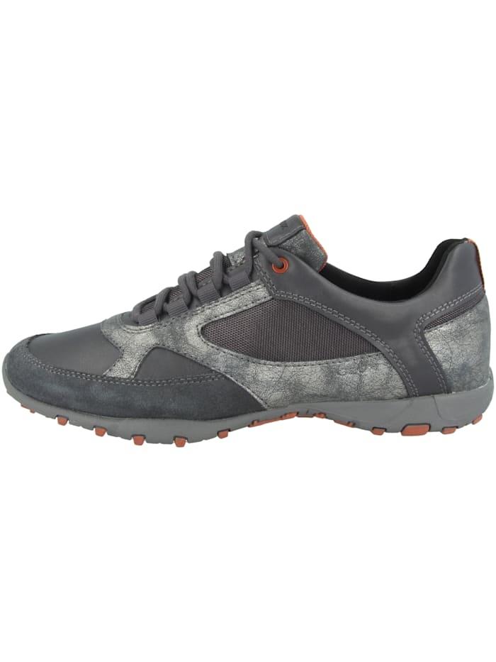 Geox Sneaker low D Freccia A, grau