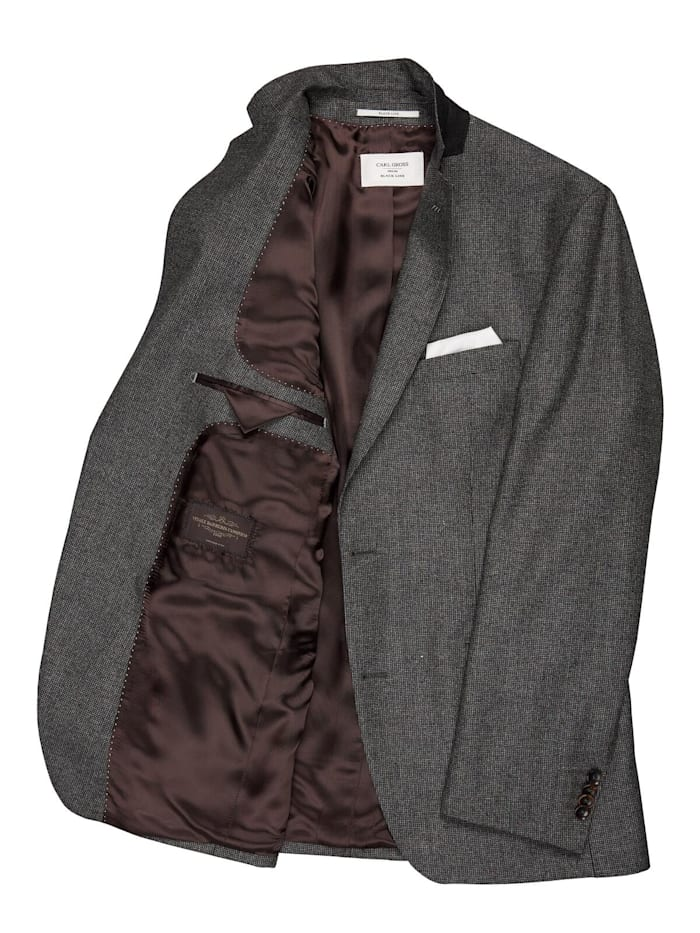 CG Sid Anzug-Sakko aus reiner Schurwolle