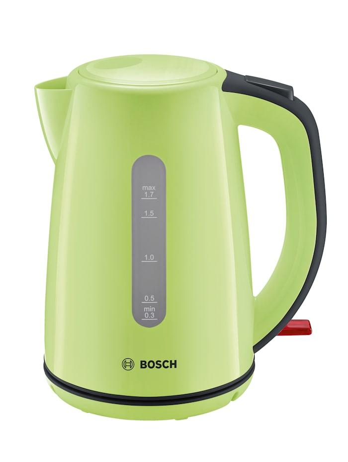 Bosch Bosch TWK7506 Wasserkocher kabellos, grün