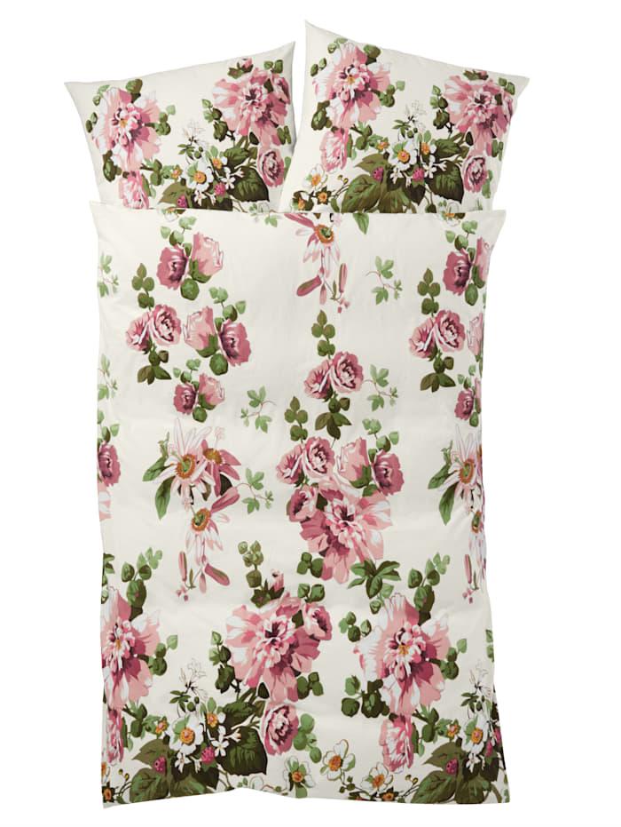 Webschatz Ložní prádlo Dorothea, přírodní-růžová