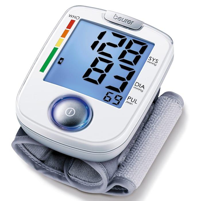 Blodtrycksmätare för handled BC 44 Enkel att använda!