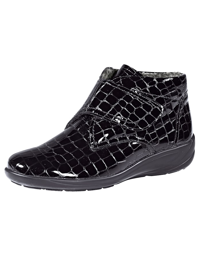 Semler Bottines, Noir