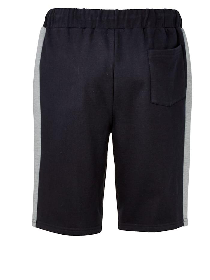 Shorts i sweatshirtmaterial