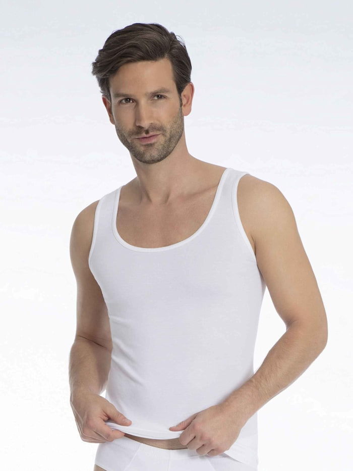 Athletic-Shirt mit funktionalem Rücken