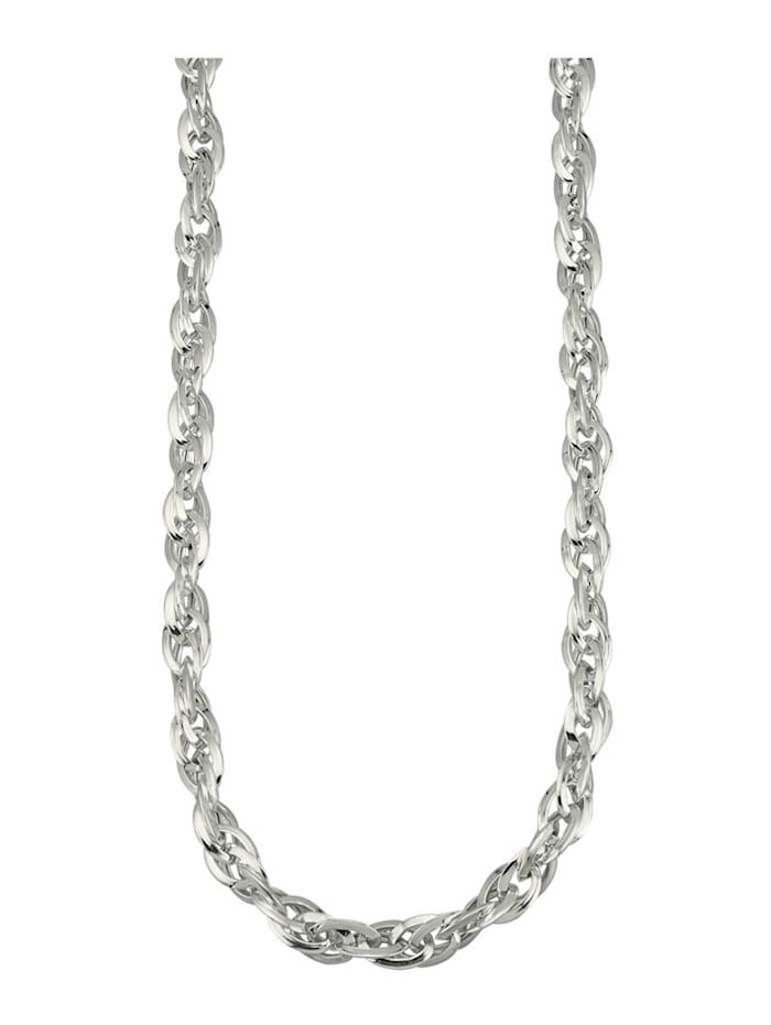 Halskette in Silber 925, Silberfarben