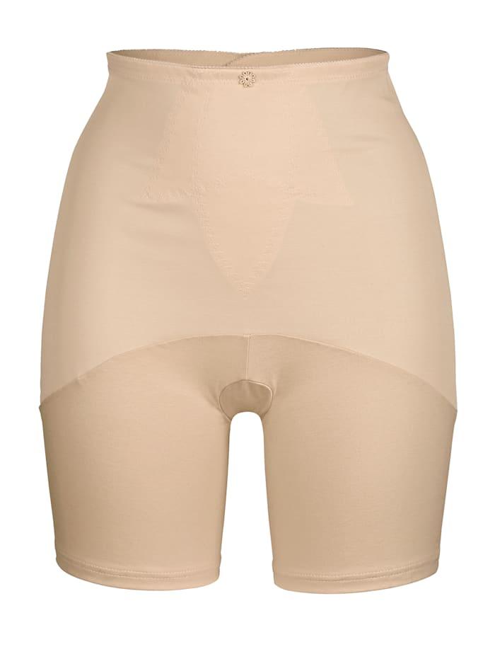 Harmony Miederhose mit leichter Formgebung im Beinbereich, Nude