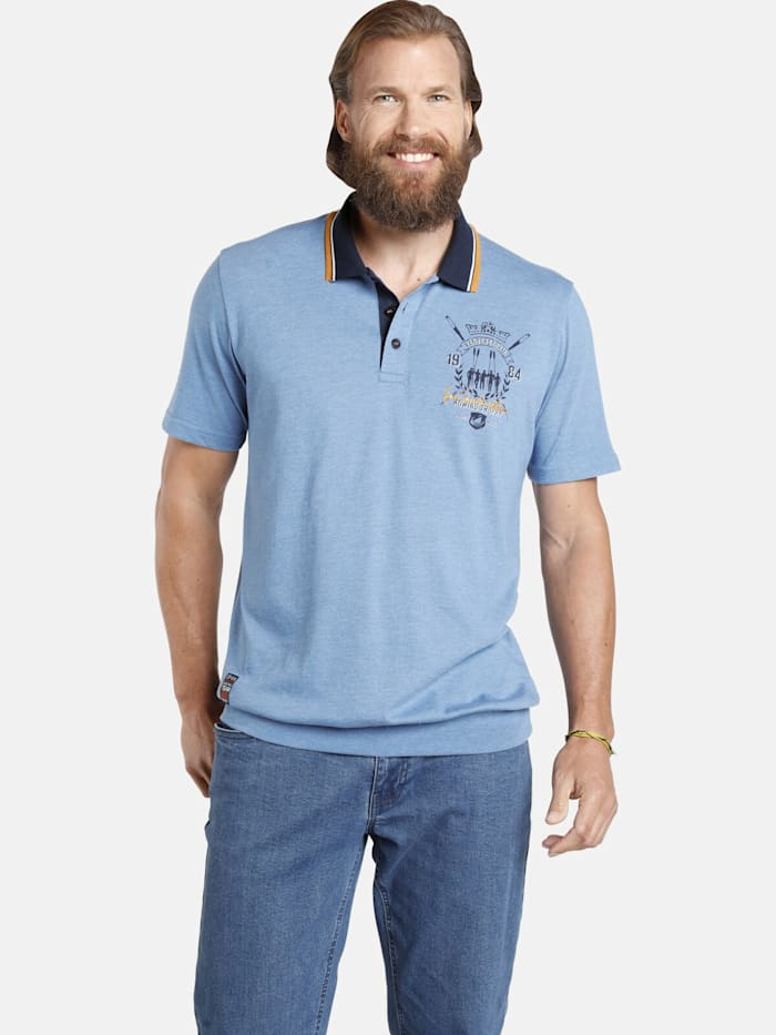 Jan Vanderstorm Jan Vanderstorm Poloshirt ORVAR, blau