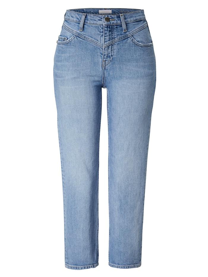 rich&royal Jeans, Jeansblau