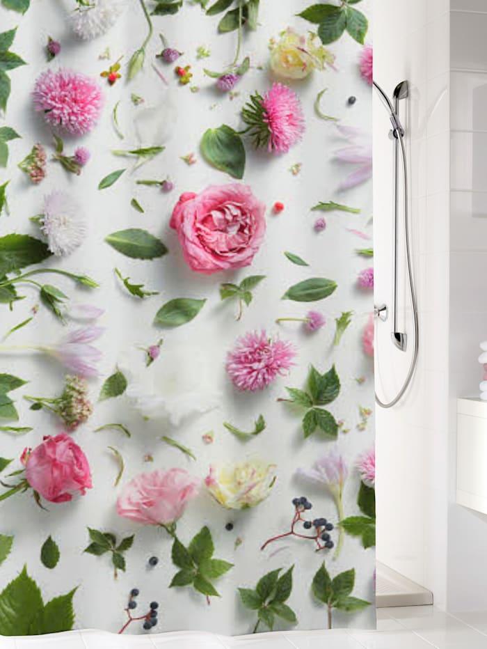 """Kleine Wolke Rideau de douche """"Rosalie"""", Multicolore"""