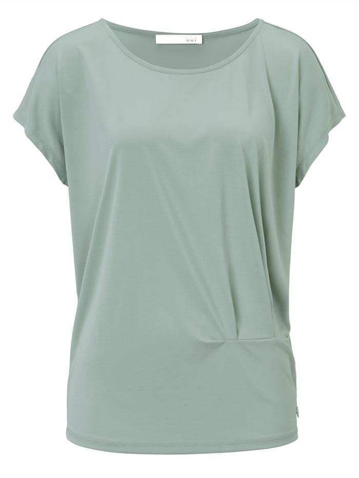 OUI T-Shirt, Mintgrün