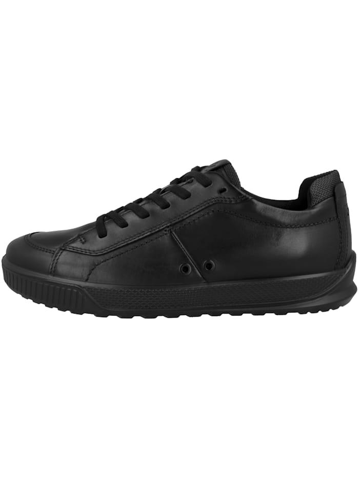 Ecco Sneaker low Byway, schwarz