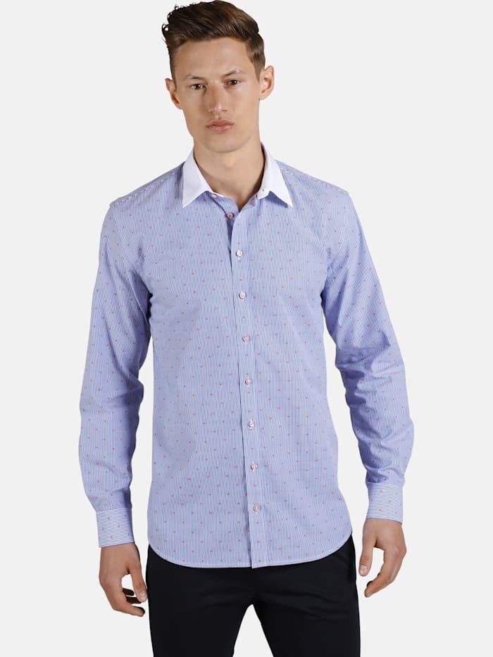 Shirtmaster Shirtmaster Hemd whitecollarguy, blau
