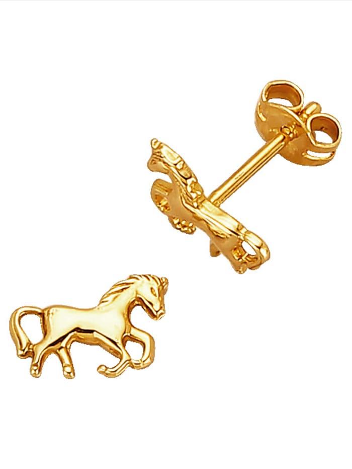 Oorstekers Paard, Geel