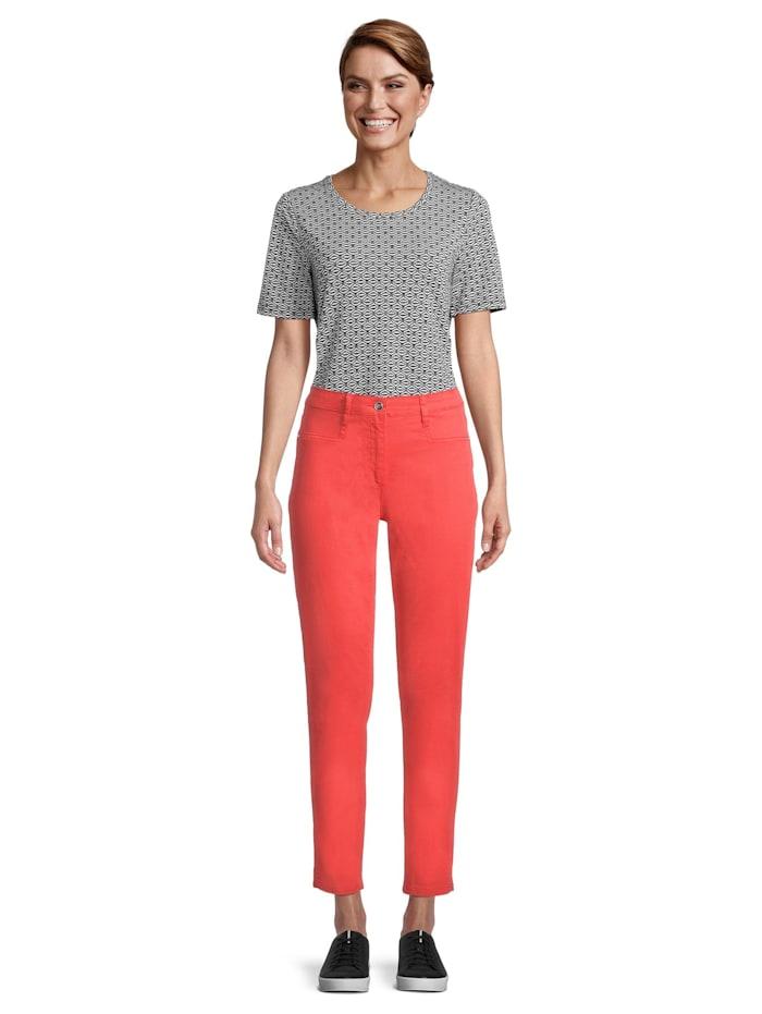 Basic-Hose mit aufgesetzten Taschen
