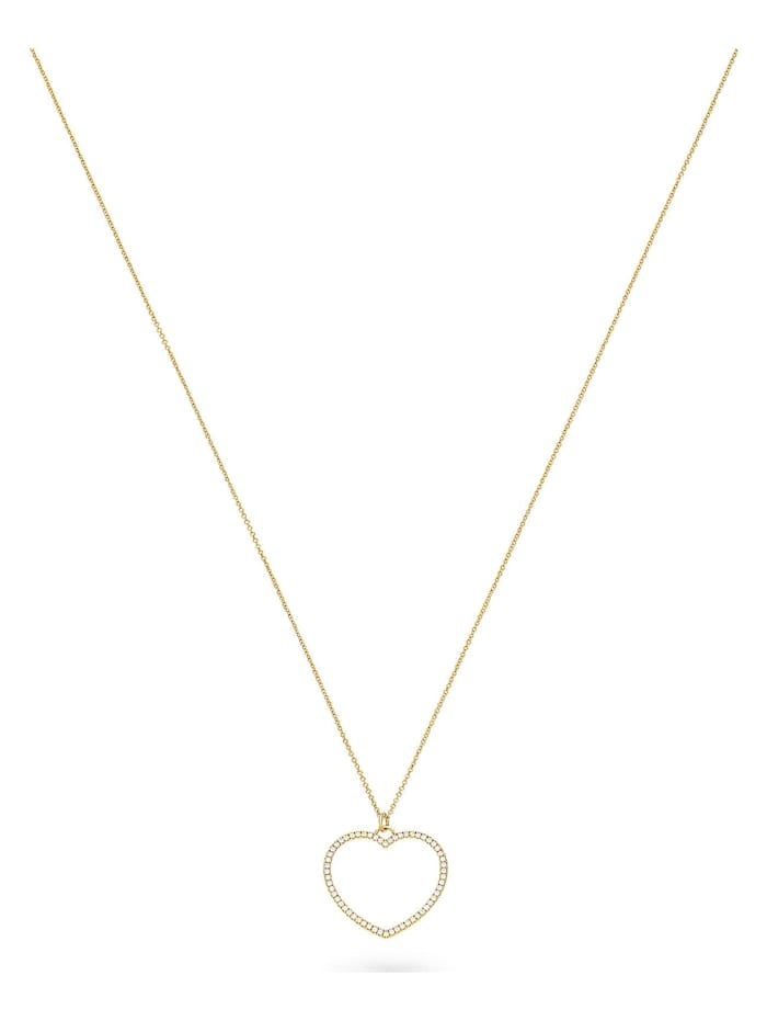 CHRIST Diamonds CHRIST Diamonds Damen-Kette 585er Gelbgold 58 Diamant, gold
