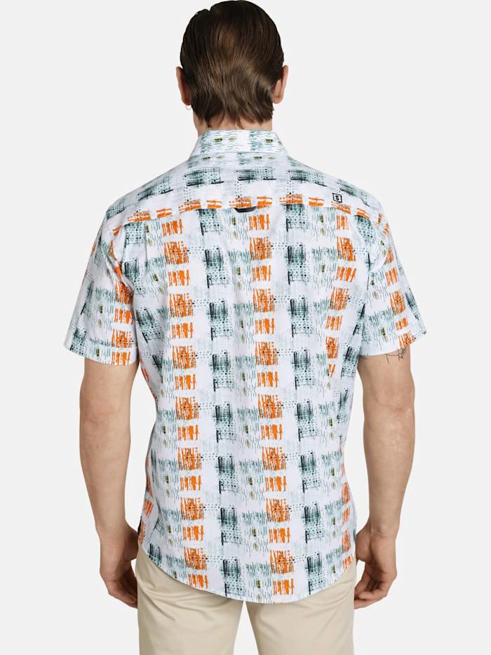 Shirtmaster Kurzarmhemd icouldbeart