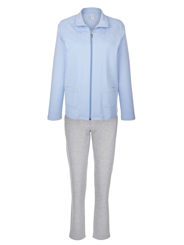 Loungewear set made from soft fabric