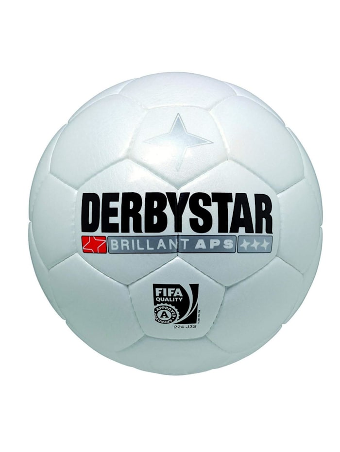 Derbystar Derbystar Fußball Brillant APS, Weiß