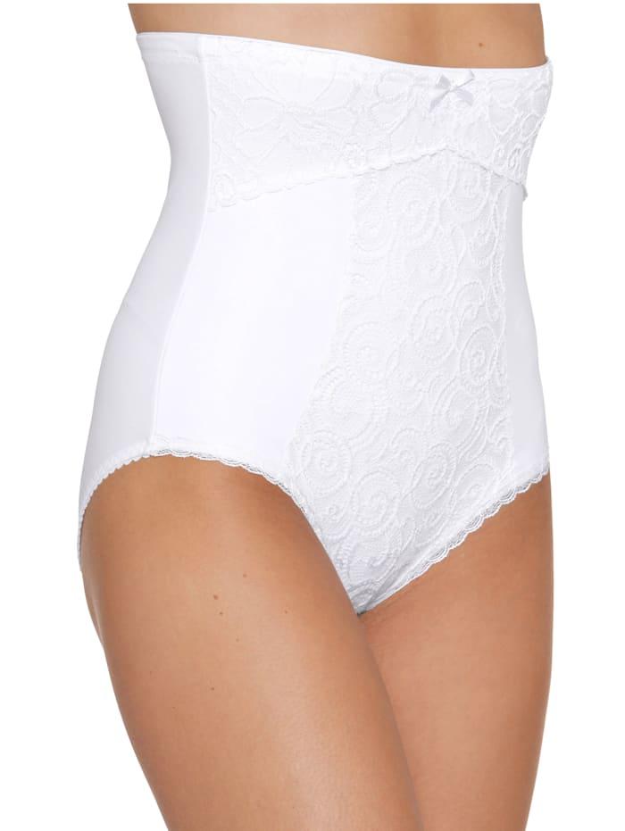 Harmony Tvarujúce nohavičky s tvarovaním, Biela