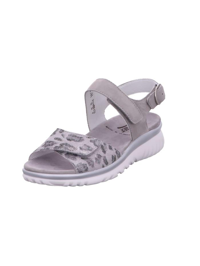 Semler Sandalen/Sandaletten, grau