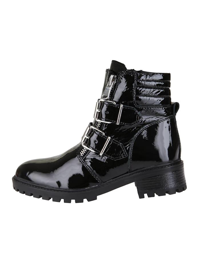 Stiefelette Biker-Boots