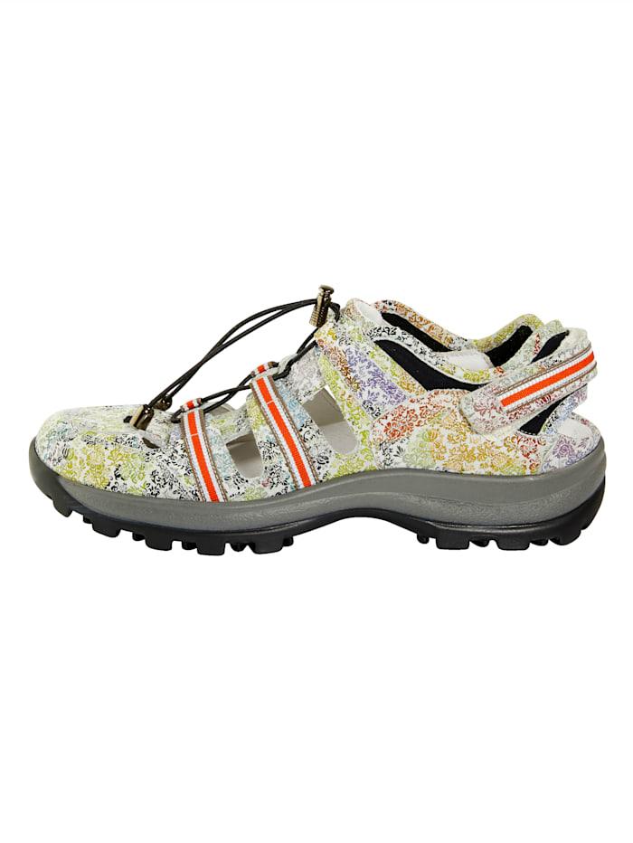 Trekingová obuv s letným dierovaním