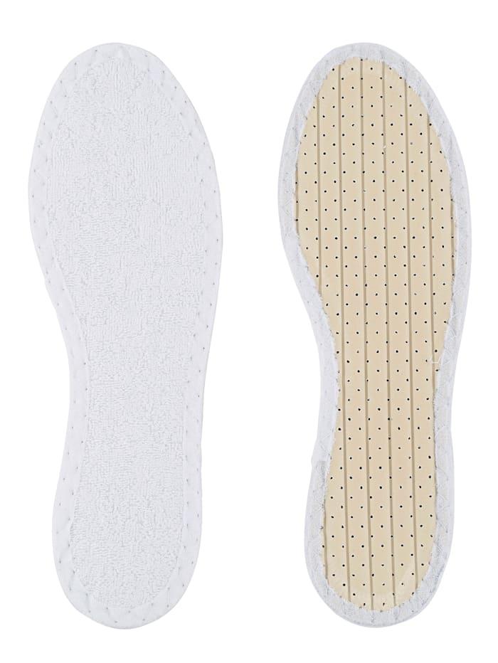 Froté vložky do bot