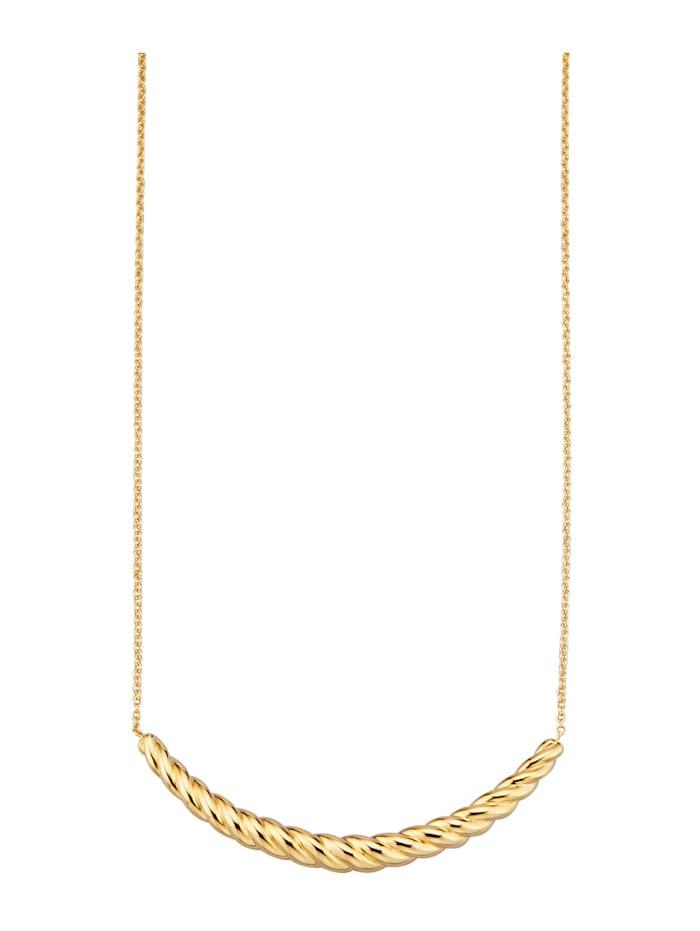 Collier in Gold 750, Gelbgoldfarben