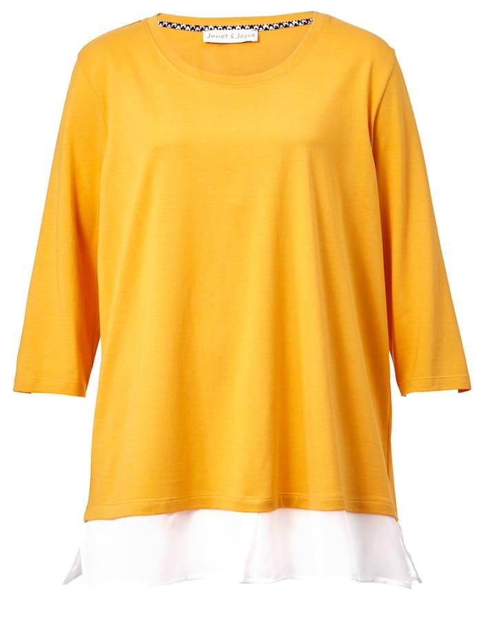Shirt mit 2-in-1 Effekt