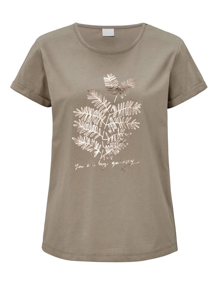 REKEN MAAR T-Shirt, Champagner