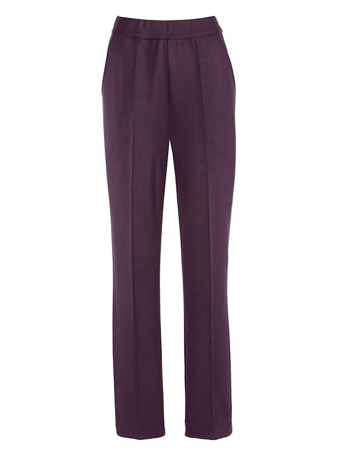 Dannecker Joggingbroek, Aubergine