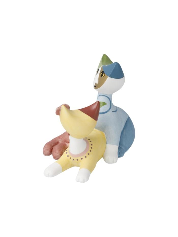 Goebel Figur Rosina Wachtmeister - Minikatzen Cara e Elio