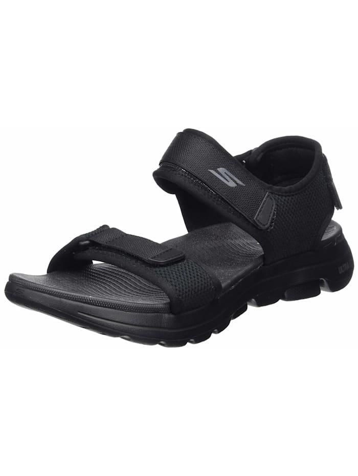 Skechers Sandalen, schwarz