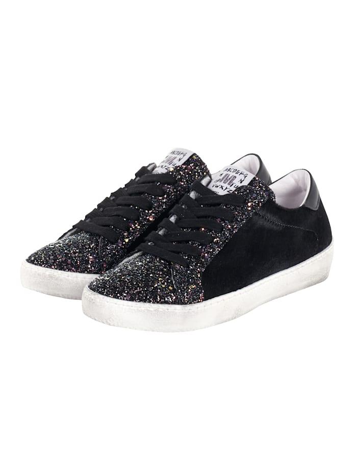 Méliné Sneaker, Schwarz
