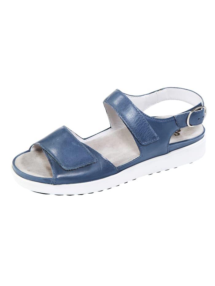 Semler Sandaaltje, Blauw