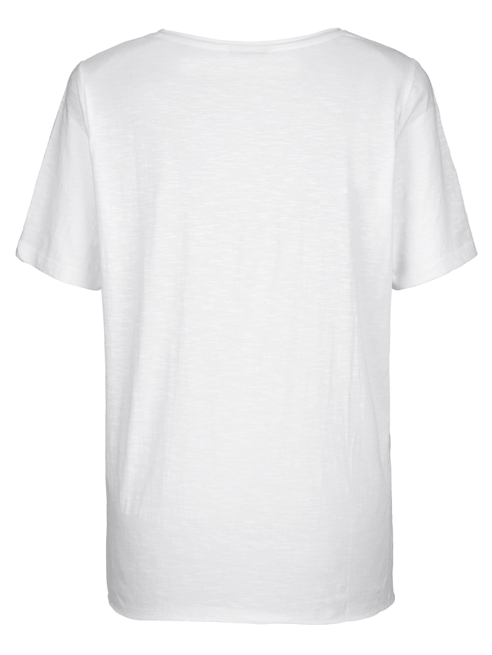 Tričko s potiskem na předním dílu