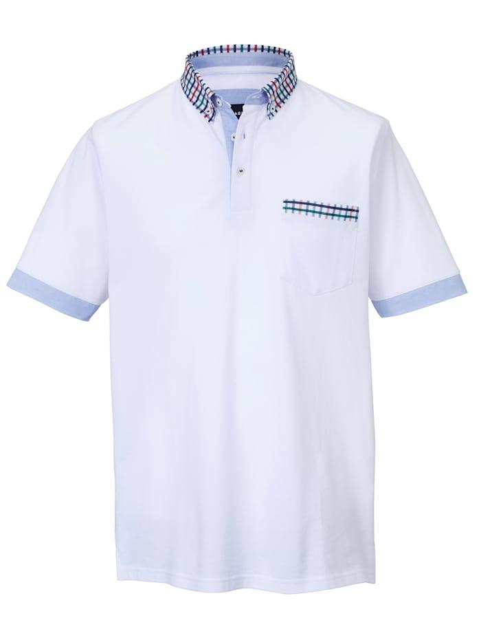 Poloshirt in luftdurchlässiger Piquee-Qualität