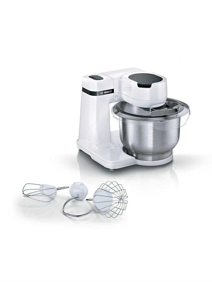 Bosch Küchenmaschine MUM Serie 2 'MUMS2EW00', weiß, weiß