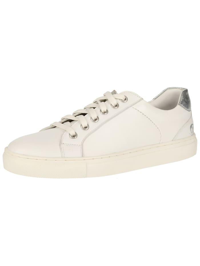 Dockers Dockers Sneaker, Weiß/Silber