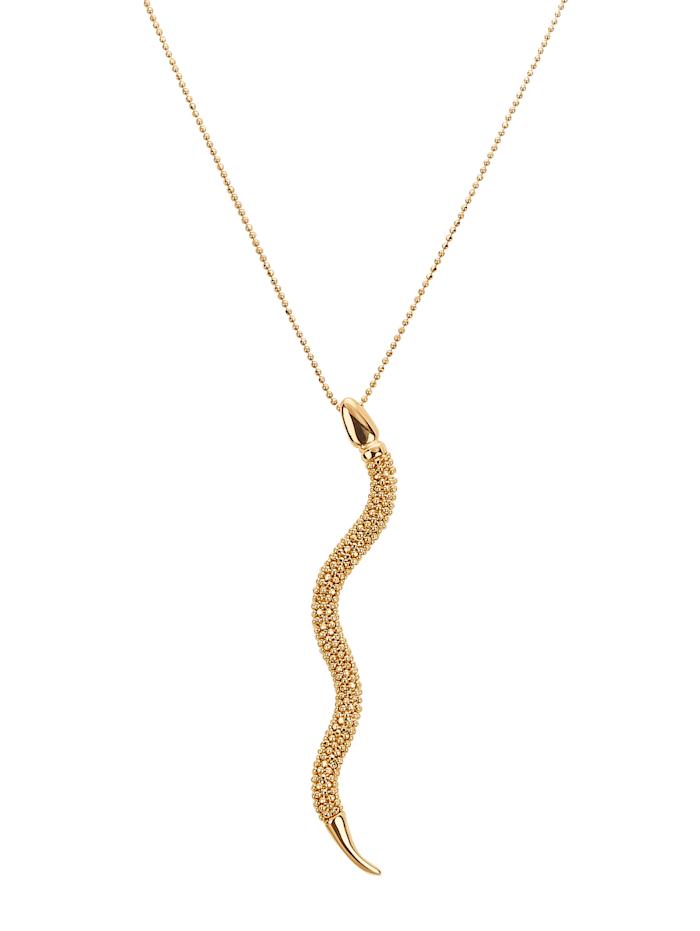 Käärmeriipus ja kaulaketju