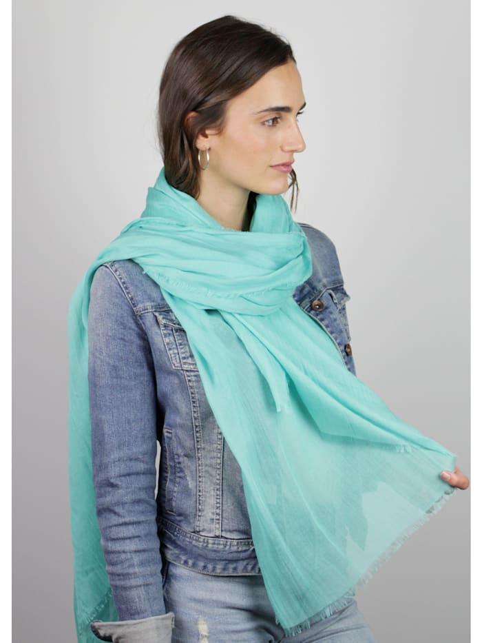Supersofter XL-Schal aus Bambus