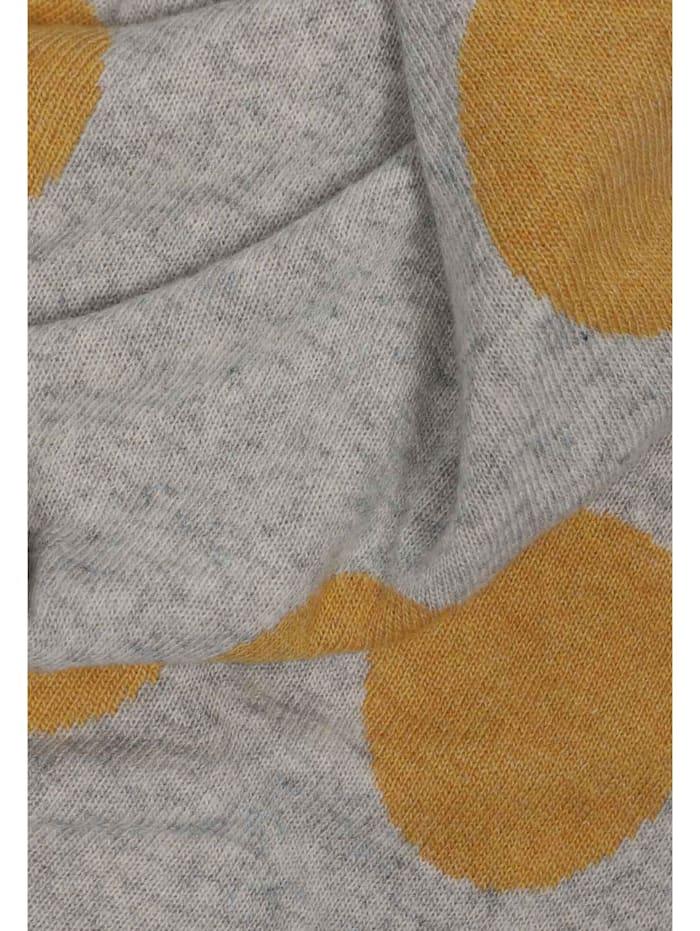 Dreieckstuch Punkte mit Kaschmir