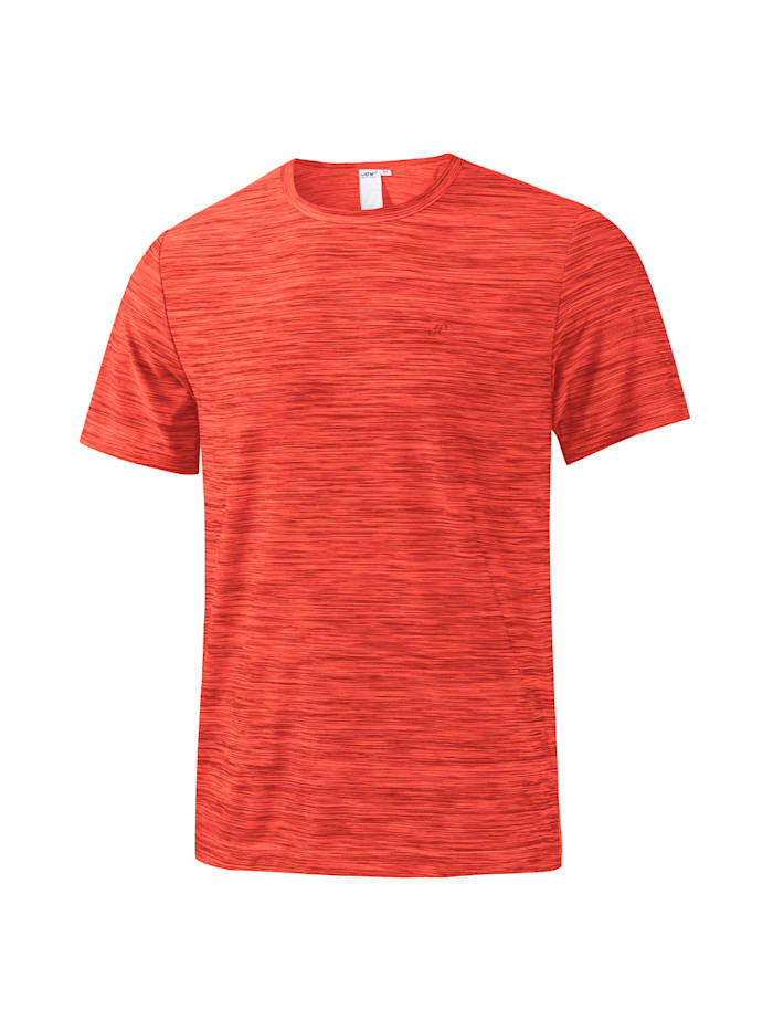 JOY sportswear T-Shirt VITUS, lava melange