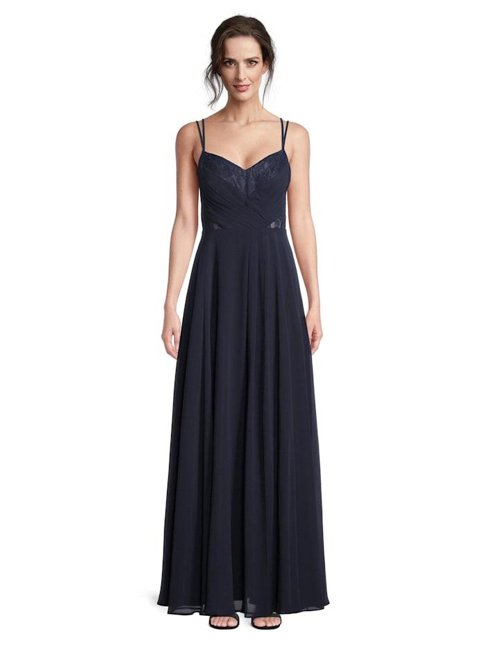 Vera Mont Abendkleid mit Spitze, Night Sky