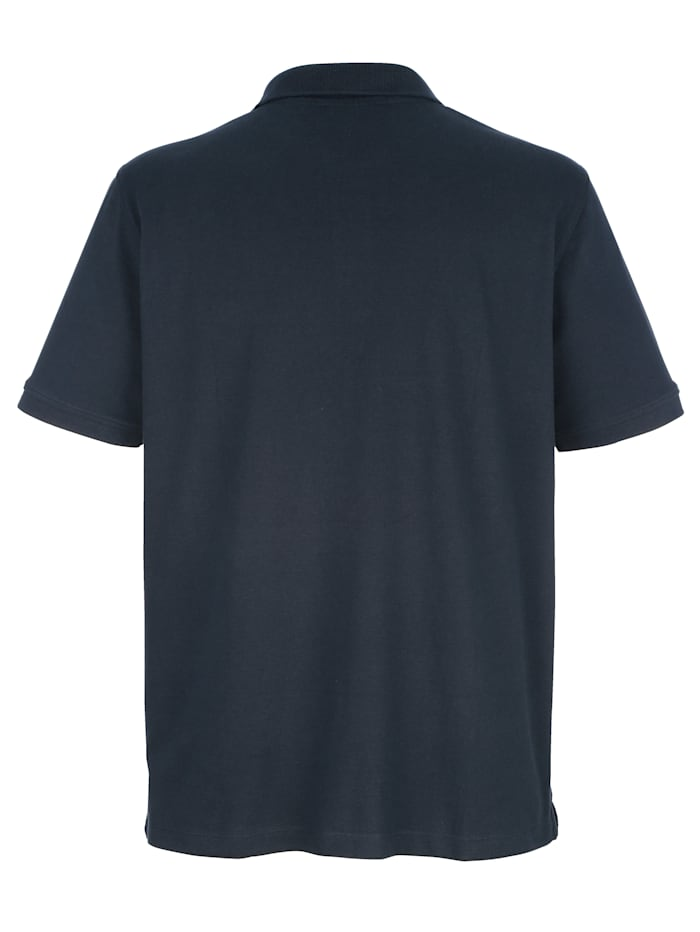 Poloshirt met borduursel