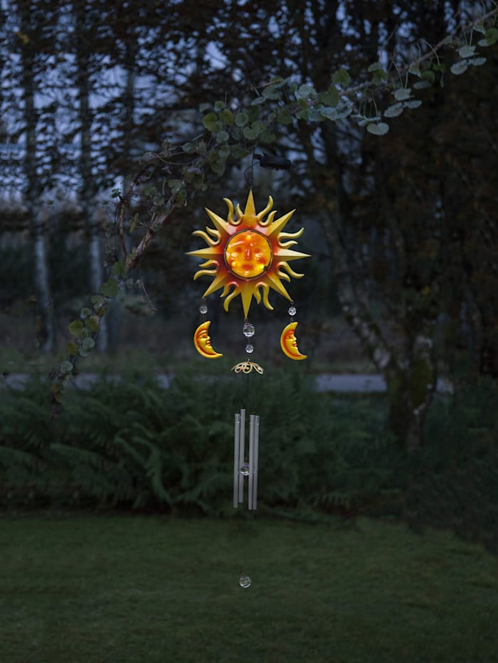 Solarwindspel Zon