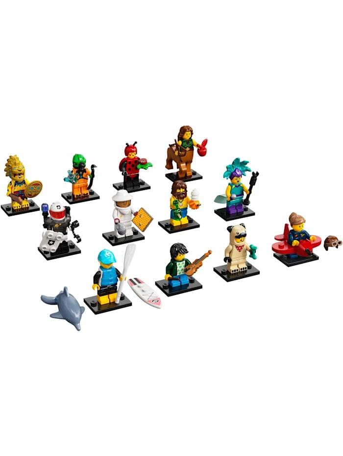 Konstruktionsspielzeug Minifiguren Serie 21